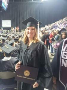 Aubrey Owen Bachelor's Degree Kansas State University