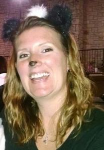 Aubrey Owen 2015 halloween skunk